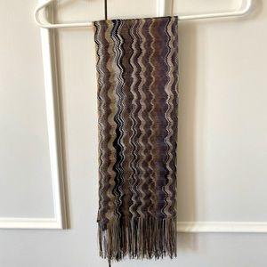 Missoni scarf (authentic).